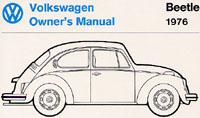 VW BETTLE 1976 OM