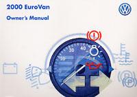 VW EUROVAN 2000 OM