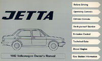 VW JETTA 1982 OM