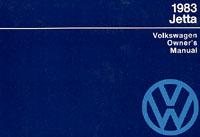 VW JETTA, INCL 16V 1983 OM