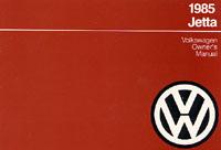 VW JETTA 1985 OM