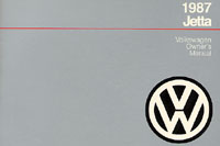 VW JETTA 1987 OM