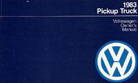 VW PICKUP 1983 OM