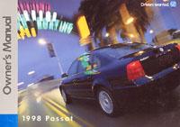 VW PASSAT 1998 OM