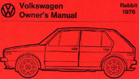 VW RABBIT 1976 OM