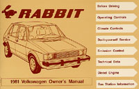 VW RABBIT 1981 OM