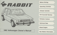 VW RABBIT 1982 OM