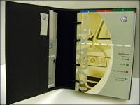 VW Touareg 2004 OM Binder