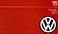 VW GTI 1985 OM