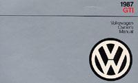 VW GTI 1987 OM