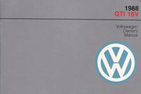 VW GTI 16V 1988 OM