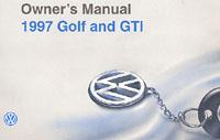 VW GOLF/GTI (BI-LINGUAL) 1997 OM