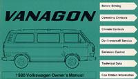 VW VANAGON 1980 OM