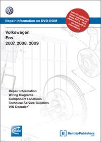 Volkswagen Eos 2007-2009 DVD