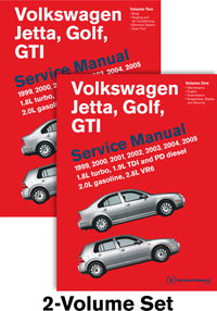 vw volkswagen repair manual jetta golf gti 1999 2005 service rh bentleypublishers com bentley manual vw golf mk6 vw golf mk3 bentley manual