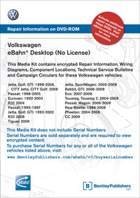 VW eBahn Media Kit (No License)