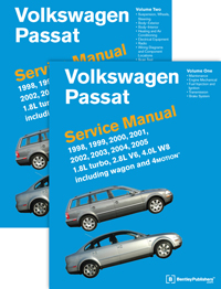vw volkswagen passat service manual 1998 2005 bentley rh bentleypublishers com 2005 volkswagen passat owners manual 2004 vw passat owners manual online
