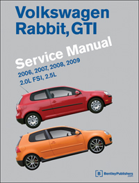 volkswagen rabbit gti a repair manual bentley volkswagen rabbit gti a5 service manual 2006 2007 2008 2009