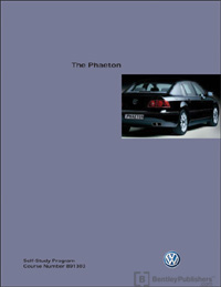 VW The Phaeton SSP