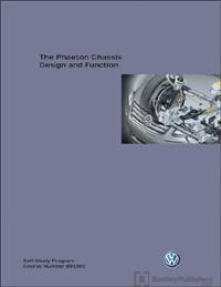 VW Phaeton Chassis Design SSP