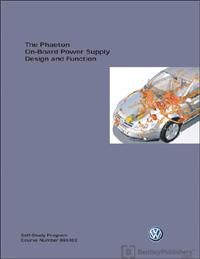 VW Phaeton On-Board Power Sup SSP
