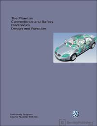 VW Phaeton Con & Safety Design SSP