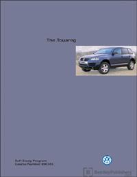 VW The Touareg SSP