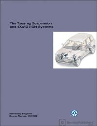VW Touareg Susp,4XMOTION Sys. SSP
