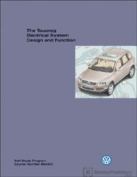 VW Touareg Ele Sys Des & Func SSP