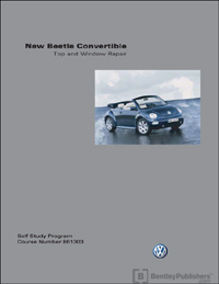 VW New Beetle Con Top & Win Re SSP