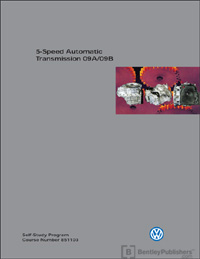 VW 5-Speed Automatic Trans SSP