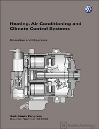 VW Heating, AC and Climate SSP    