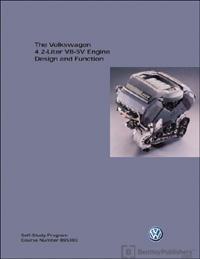 VW 4.2 Liter V8-5V Eng Design SSP