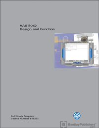 VW VAS 5052 Design & Function SSP