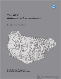 VW The 01V Automatic Trans SSP