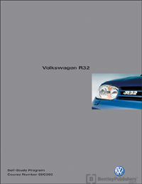 VW Golf R32 SSP