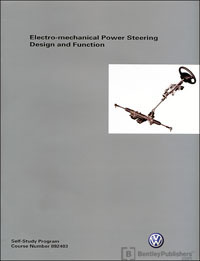 VW Electro-mech Power Steering SSP