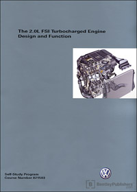 VW 2.0L FSI Turbo Engine SSP