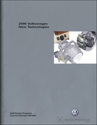2005 VW New Technologies SSP