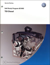 Volkswagen TDI Diesel SSP