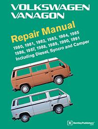 vw volkswagen vanagon repair manual 1980 1991 bentley volkswagen vanagon t3 repair manual 1980 1981 1983 1983 1984 1985 1986 1987 1988 1989 1990 1991