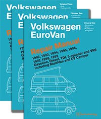 vw volkswagen repair manual eurovan 1992 1999 bentley rh bentleypublishers com 1999 VW Eurovan Camper 1999 VW Eurovan VR6