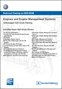 Volkswagen SSP Engine on DVD