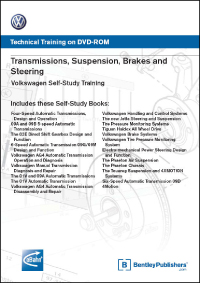 Volkswagen SSP Transmission on DVD