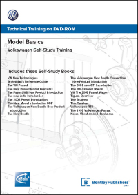 Volkswagen SSP Model Basics on DVD