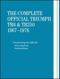 Comp Off Triumph TR6 & 250 1967-76