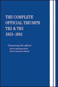 Comp Off Triumph TR2 & TR3 53-61