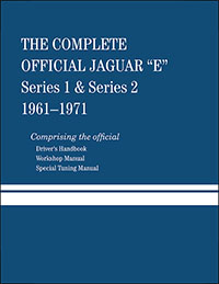 Comp Off Jag E Series 1/2/Work