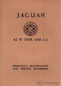 Jag E-Type Series 1 65-67/Hand
