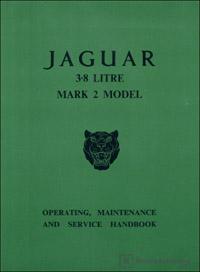 Jag Mk2 3.8L 60-66/Hand